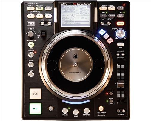 Denon profi DJ Player 2 u 1, i kontroler DN-HS5500