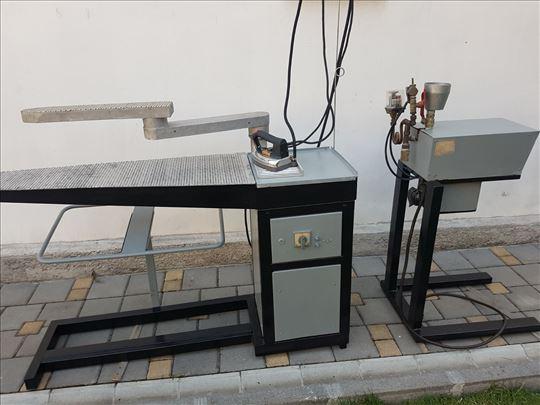 Elektro parni sto za peglanje