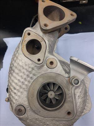 Remont turbine - VW-