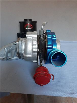 Remont turbine