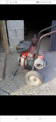 Pumpa za navodnjavanje kapacitet 1000L/min