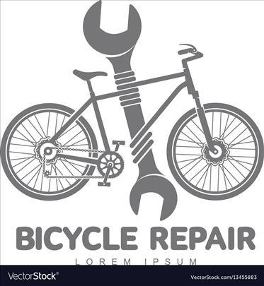 Bicikl servis