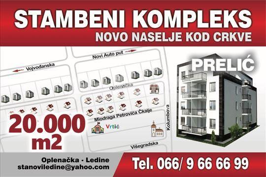 Useljivo,Novi Beograd,Ledine,novi stambeni komplek