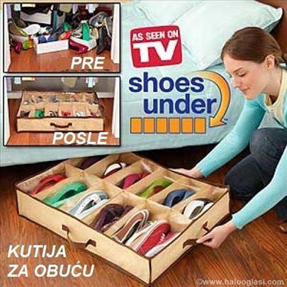 Cipelarnik za 12 pari obuce-cipelarnik