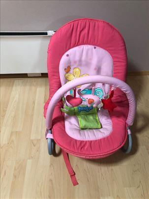 Njihalica/ljuljaska za bebe  KAO NOVA