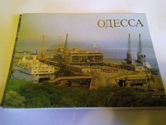 Razglednice Odese iz prošlog veka 12 komada
