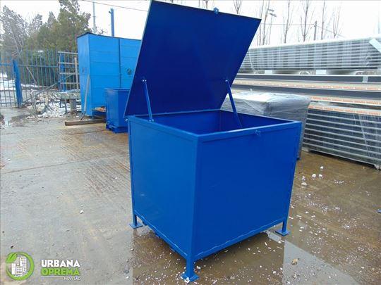 Metalni kontejneri - URBANAOPREMA DOO