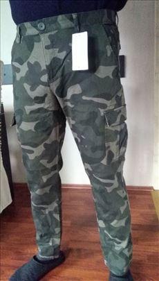 Pantalone broj L,M,S ili 48,50,52 novo