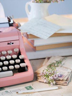 Pišem za vas