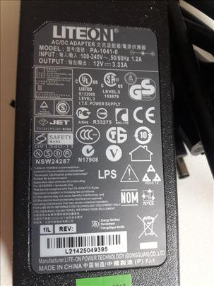 AC Adapter 40W HP Laptop Charger punjac PA-1041-0