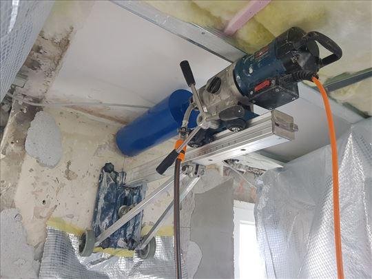 Beton servis! Bušenje betona, sečenje, rušenje