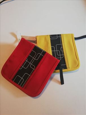 CD torbica Crvena / Zuta za 20 cd-ova