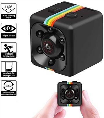 Mini kamera SQ11 1080P autodetekcija + nocni mod