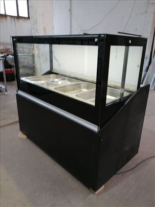 Rashladna vitrina 1,5m za priloge