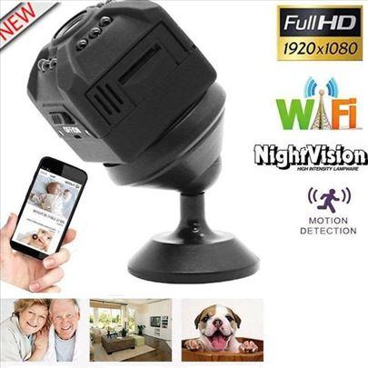 X5 Sigurnosna Spy Camera HD 1080P WiFi Noćni mod