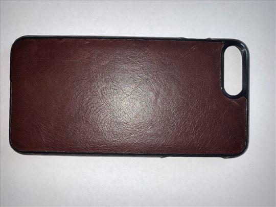 Iphone 8 plus kožna maska