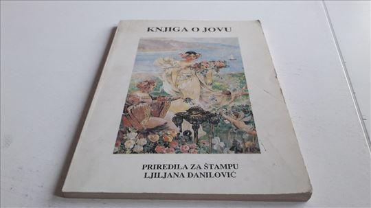 Knjiga o Jovu priredila Ljiljana Danilovic RETKO