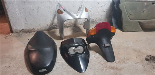 MBK OKLOP PLASTIKE FAR