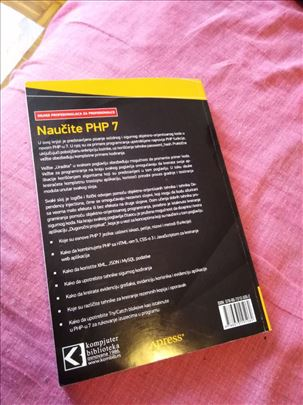 PHP 7 knjiga za programiranje