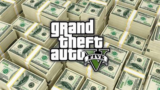 NOVAC I LEVELI ZA GTA V ONLINE (PC)