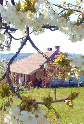 Kuća za odmor u Šumadiji