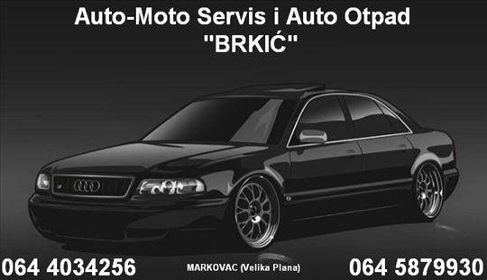 Auto-Moto Servis i Auto Otpad ,,BRKIC,,
