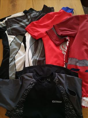 Biciklisticke majice