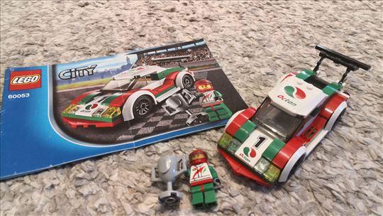 Lego 60053 Race Car