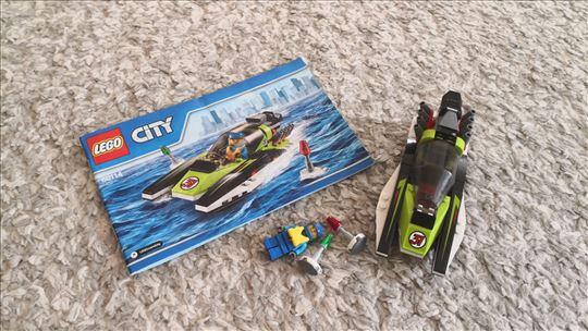 Lego 60114 Race Boat
