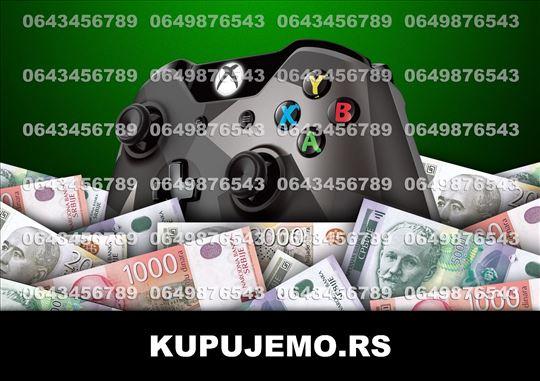 KUPUJEMO konzole (064/3456789) BG