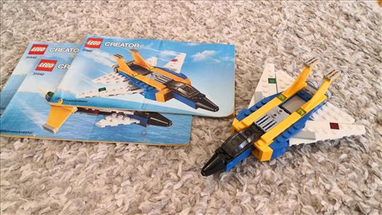 Lego 31042 Super Soarer
