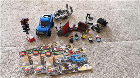 Lego 75875 Ford F-150 Raptor & Ford Model A Hot Ro