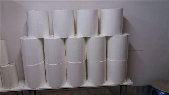 Industrijski ubrusi - beli - 100% celulozni