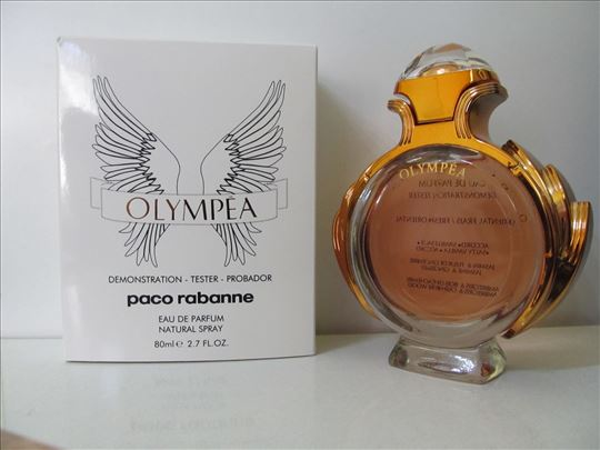 Paco Rabanne Olympea - 80ml TESTER
