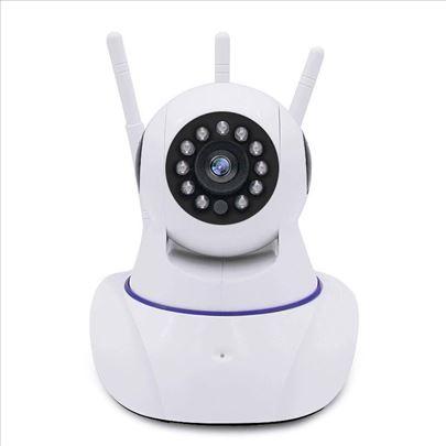 Ip kamera za video nadzor - wifi -lan- microSD