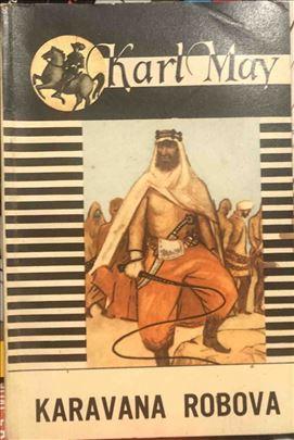 Karl May - Karavana robova