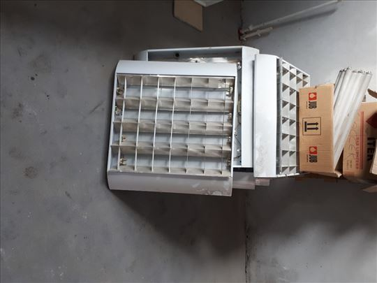 Plafonjerke sa lampama u kompletu