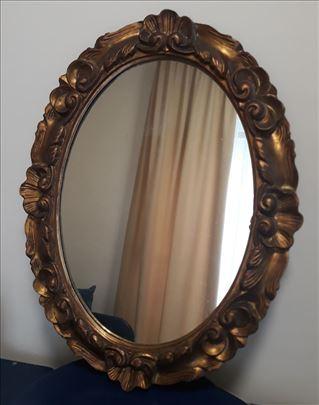 Drveno ogledalo