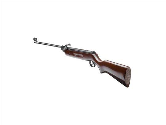 Vazdušna puška 4.5mm, akcija