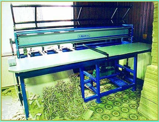 Mašina za slicovanje  kartona (slicerica)