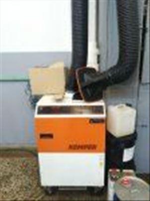 Filter uređaj Kemper za odsisavanje dimnih gasova