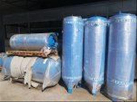 Boce (rezervoari) za vazduh nove od 300l do 5000l