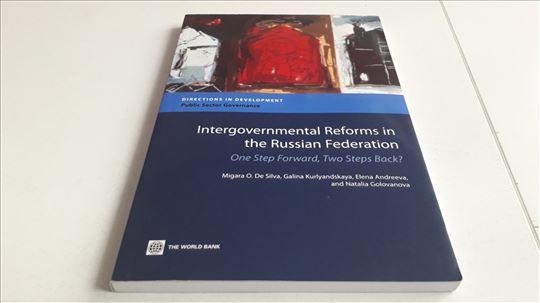 Intergovernmental Reforms in the Russian Federatio