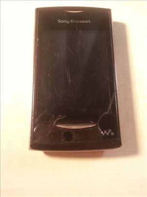 Sony Ericsson Yendo - spajdermenov telefon