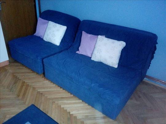 Dvosed i fotelja - povoljno