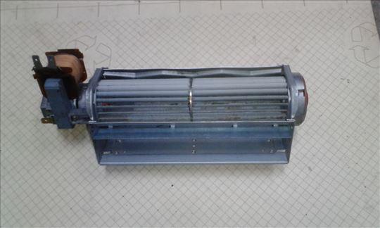 Turbina sa motorom ugradne rerne