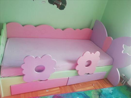 Dečiji krevet Xylon