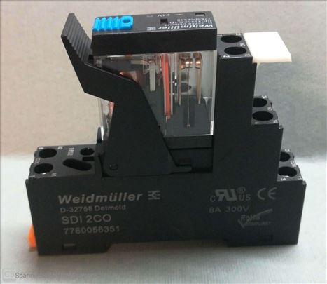 Relej Weidmuller SDI2CO