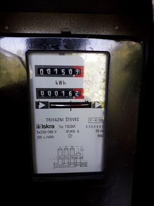 Elektricar Miki 0-24h