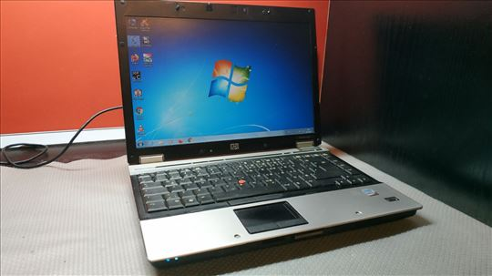 HP Elitebook6930p14'1/2x2.40Ghz/3gbram/160gb/cam